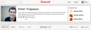 Pinterest Peter Trapasso 11.12.12