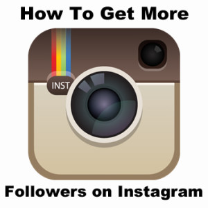 instagram getting more followers