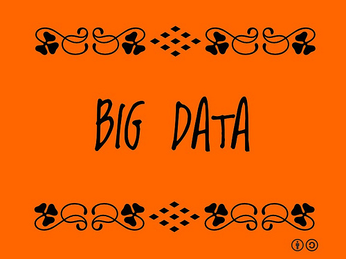 Big data marketing (Infographic)
