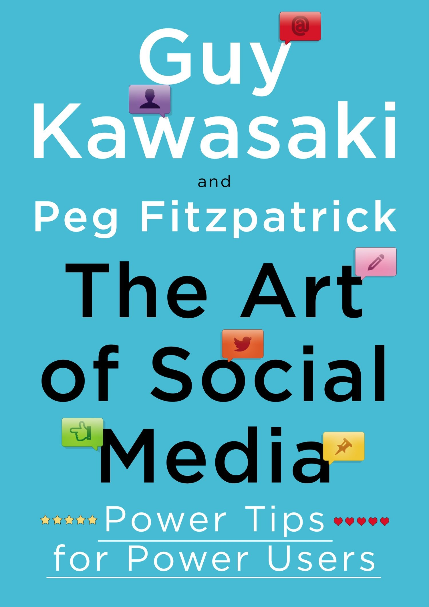 Book Review The Art of Social Media Power Tips for Power Users