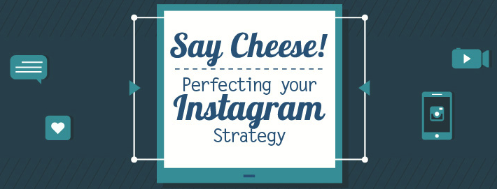 How to build a great Instagram strategy INFOGRAPHIC